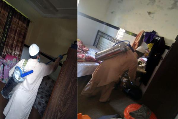 anti dengue spray